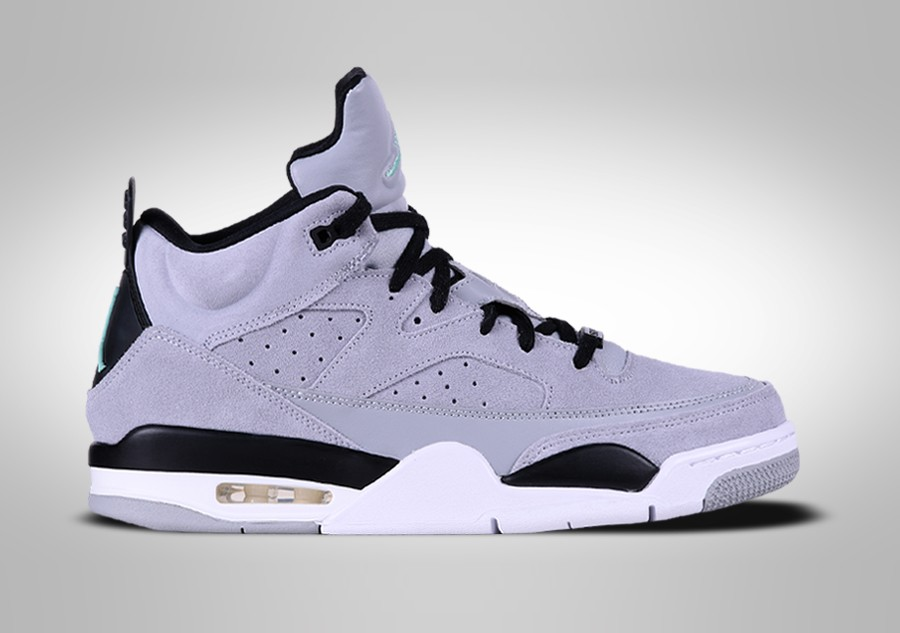 official photos e9f21 a2db6 NIKE AIR JORDAN SON OF LOW WOLF GREY price €147.50   Basketzone.net