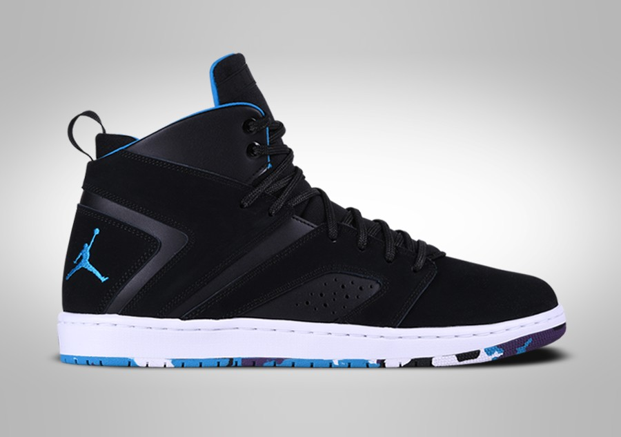 8a331f75094a3a NIKE AIR JORDAN FLIGHT LEGEND BLACK BLUE price €87.50