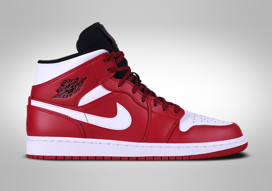 online store 87c7c de4c1 NIKE AIR JORDAN 1 RETRO MID CHICAGO pour €109,00 | Basketzone.net