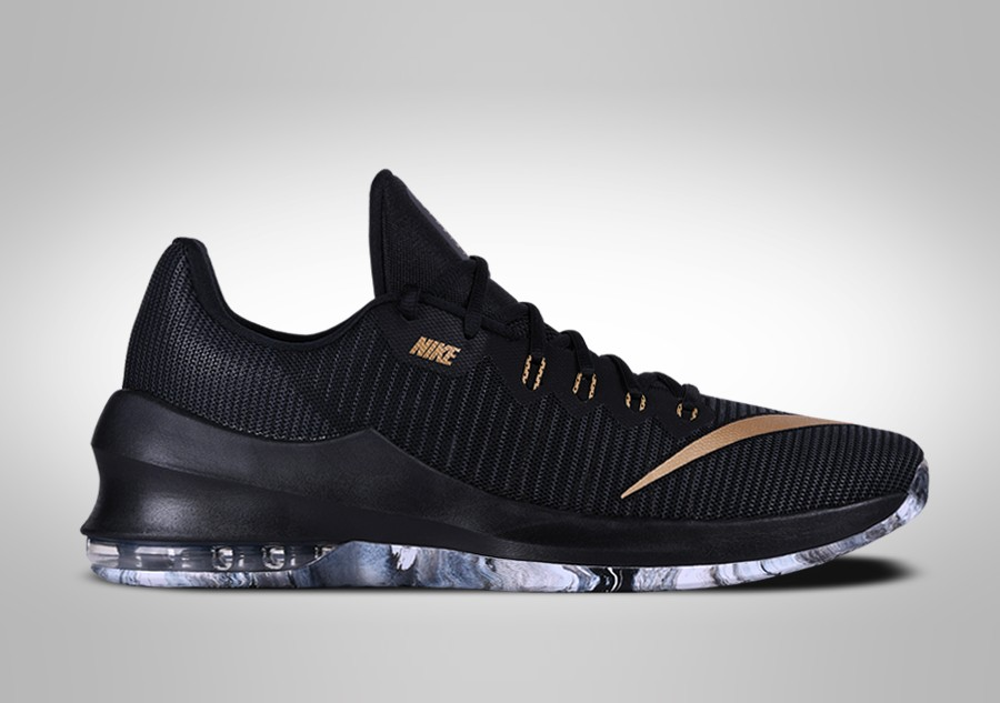 2ffe95c15740a NIKE AIR MAX INFURIATE 2 LOW BLACK GOLD price €72.50