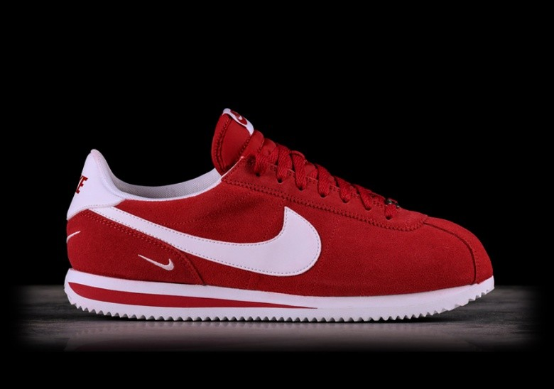 NIKE CORTEZ BASIC SE GYM RED
