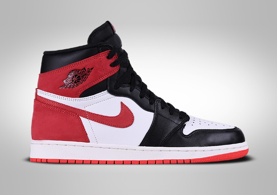 NIKE AIR JORDAN 1 RETRO HIGH OG TRACK RED voor €232,50 ...