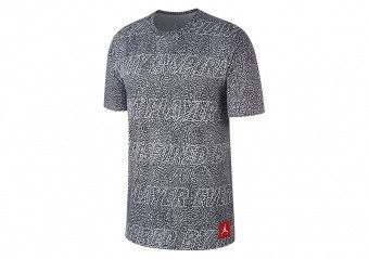 NIKE AIR JORDAN 3 TEE STEALTH