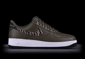 NIKE AIR FORCE 1 AOP PRM MEDIUM OLIVE