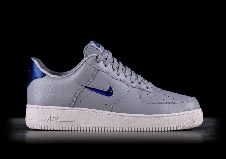 NIKE AIR FORCE 1 '07 LV8 LEATHER JEWEL