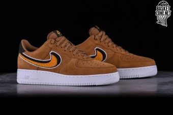 lowest price b159b 1283a NIKE AIR FORCE 1  07 LV8 MUTED BRONZE