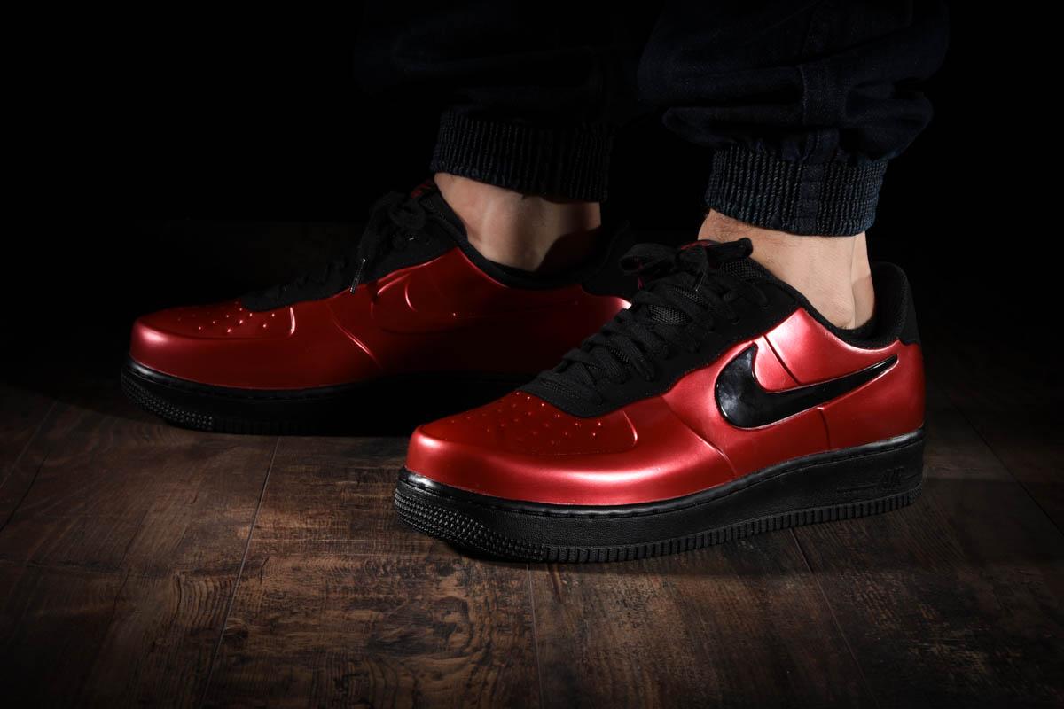 Nike Air Force 1 Foamposite Pro Low Grey UK 9.5