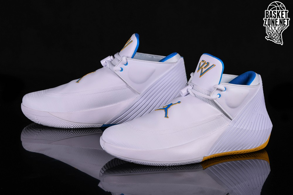 superior quality 19744 a49fd NIKE AIR JORDAN WHY NOT ZERO.1 LOW UCLA R. WESTBROOK