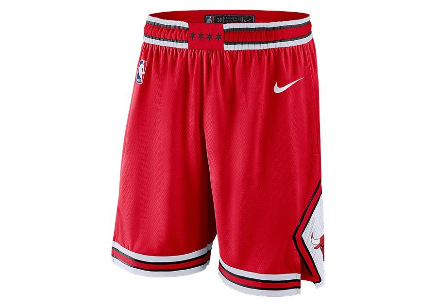 88c9ee8dc42 NIKE NBA CHICAGO BULLS SWINGMAN ROAD SHORTS UNIVERSITY RED per €62,50 |  Basketzone.net