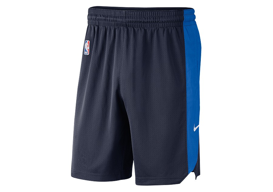 best loved 120f4 dc442 NIKE NBA OKLAHOMA CITY THUNDER PRACTICE SHORTS COLLEGE NAVY ...