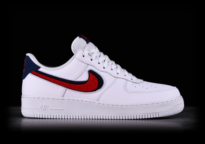 NIKE AIR FORCE 1 '07 LV8 CHENILLE SWOOSH price €107 50