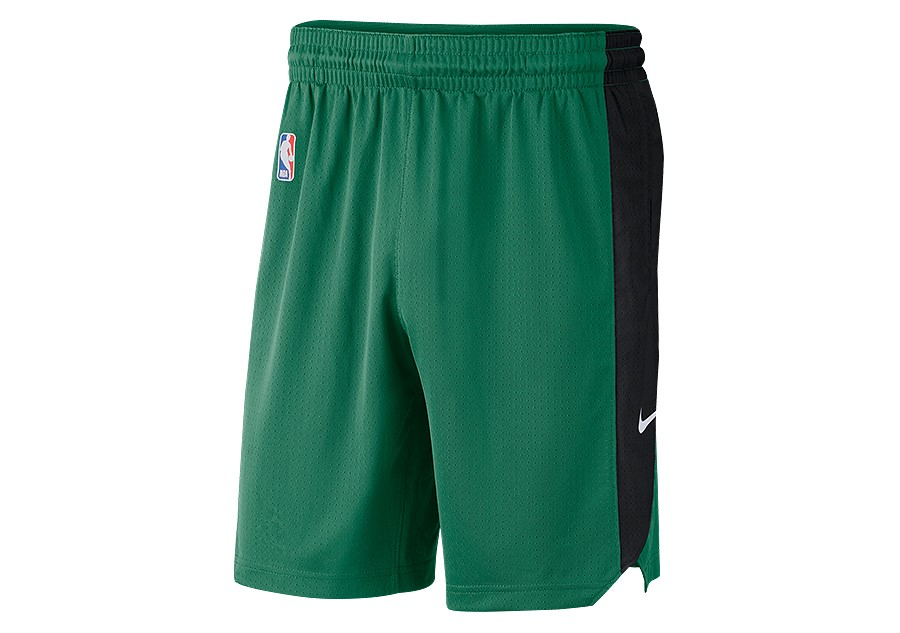 NIKE NBA BOSTON CELTICS PRACTICE SHORTS CLOVER per €42 8f0296ef908c