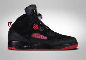 best service 820e5 3431f BASKETBALL SHOES. NIKE AIR JORDAN SPIZIKE BANNED