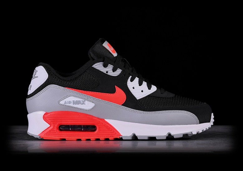finest selection 4ac14 d8036 NIKE AIR MAX 90 ESSENTIAL INFRARED per €127,50 | Basketzone.net