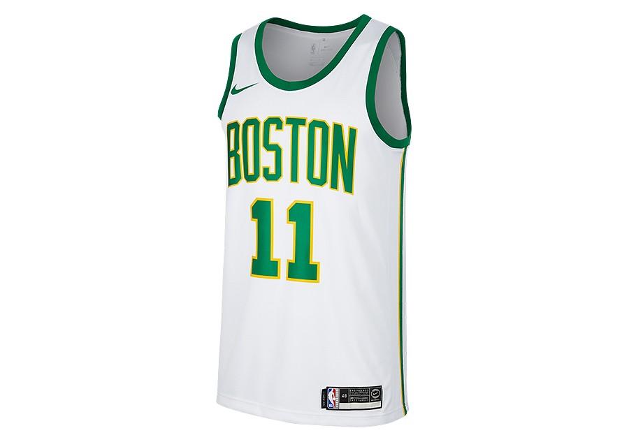 b3238f5817e1ae NIKE NBA BOSTON CELTICS KYRIE IRVING SWINGMAN JERSEY WHITE price €72.50    Basketzone.net