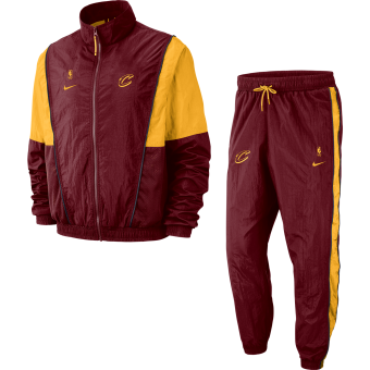 NIKE NBA CLEVELAND CAVALIERS COURTSIDE TRACKSUIT