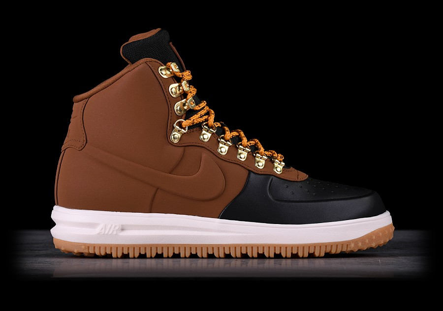the best attitude a9a7a 7acfc NIKE LUNAR FORCE 1 DUCKBOOT 18 PHANTOM