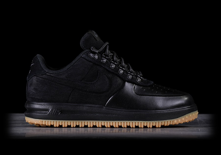great deals speical offer lower price with NIKE LUNAR FORCE 1 DUCKBOOT LOW BLACK für €137,50 ...