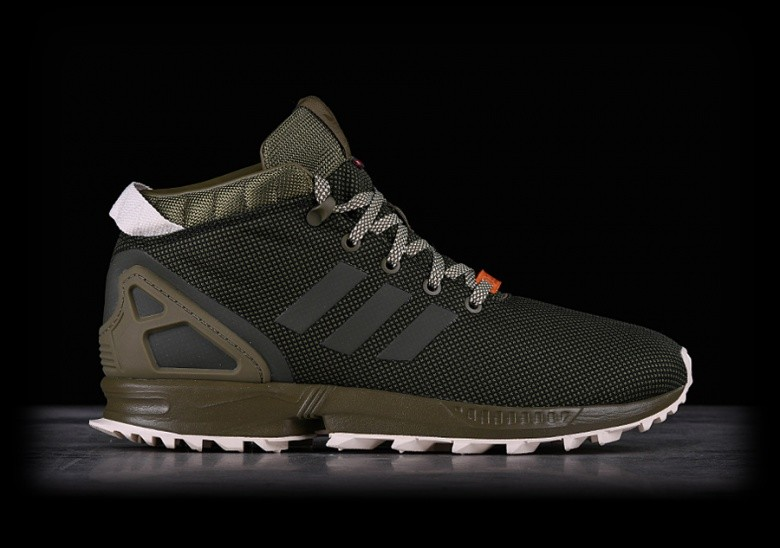 ADIDAS ORIGINALS ZX FLUX 58 TR OLIVE price €117.50