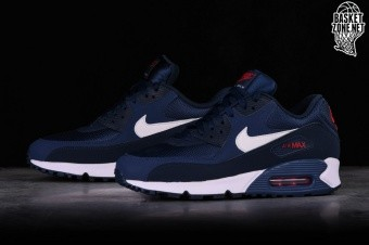 new arrival 5970c a1354 NIKE AIR MAX 90 ESSENTIAL MIDNIGHT NAVY
