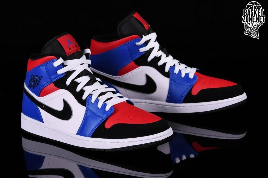 sneakers for cheap 70b87 2f75a NIKE AIR JORDAN 1 RETRO MID TOP 3 price €135.00 | Basketzone.net