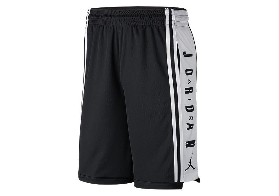 34894e078 NIKE AIR JORDAN HBR BASKETBALL SHORTS BLACK price 3262.50 ...