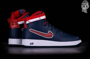 Nike Air Force 1 HIGH '07 LV8 NBA SPORT PACK DREAM TEAM AV3938 400 r. 40,5