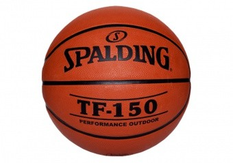SPALDING TF-150 OUTDOOR (SIZE 6) ORANGE