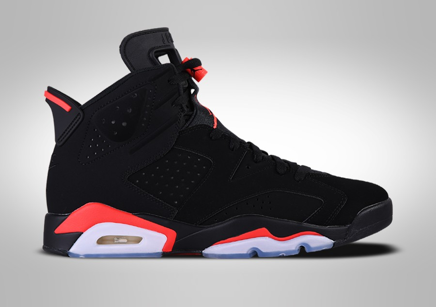 hot sale online 45ea5 af395 NIKE AIR JORDAN 6 RETRO BLACK INFRARED