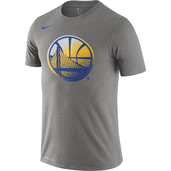 NIKE NBA GOLDEN STATE WARRIORS LOGO DRY TEE
