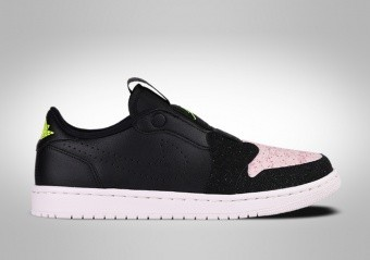 NIKE AIR JORDAN 1 RETRO LOW SLIP WMNS BLACK PINK