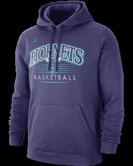 AIR JORDAN NBA CHARLOTTE HORNETS CREST HOODY