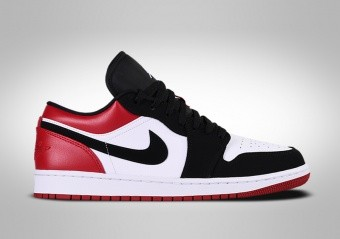 promo code 1f6ba 18ad7 BASKETBALL SHOES. NIKE AIR JORDAN 1 RETRO LOW BLACK TOE