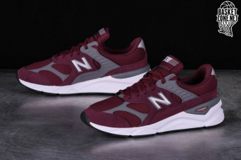 new balance burgundy x 90