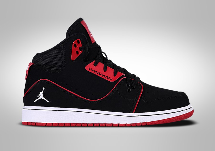 first rate ever popular lower price with NIKE AIR JORDAN 1 FLIGHT GS BLACK RED price €82.50 ...