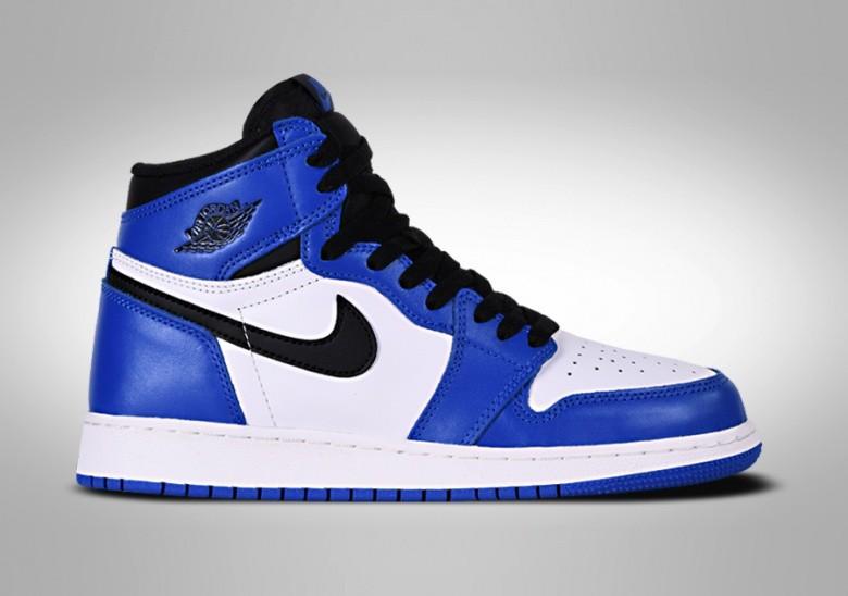 air jordan 1 retro high og bleu