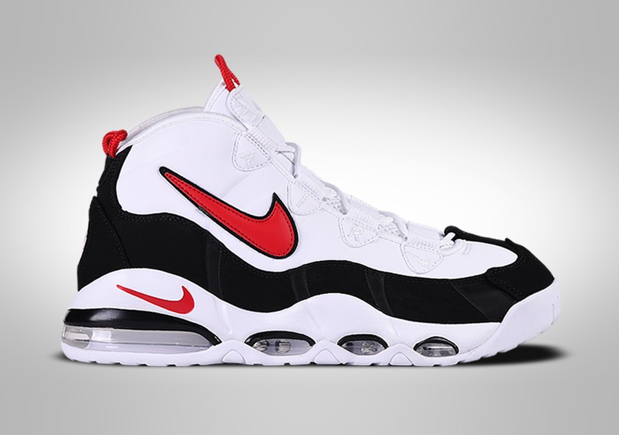 NIKE AIR MAX UPTEMPO '95 OG WHITE BLACK RED por €159,00