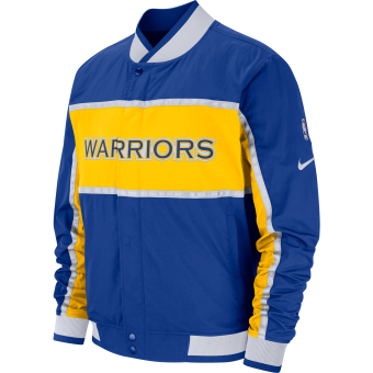 NIKE NBA GOLDEN STATE WARRIORS COURTSIDE ICON JACKET