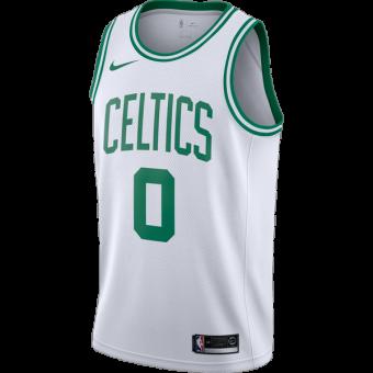 NIKE NBA BOSTON CELTICS JAYSON TATUM SWINGMAN HOME JERSEY
