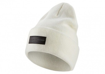 NIKE AIR JORDAN 23 ENGINEERED CUFFED BEANIE WHITE