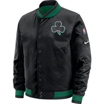 NIKE NBA BOSTON CELTICS COURTSIDE JACKET