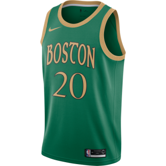 NIKE NBA BOSTON CELTICS GORDON HAYWARD SWINGMAN JERSEY