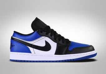 NIKE AIR JORDAN 1 RETRO LOW ROYAL TOE
