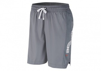NIKE KYRIE DRI-FIT SHORTS COOL GREY