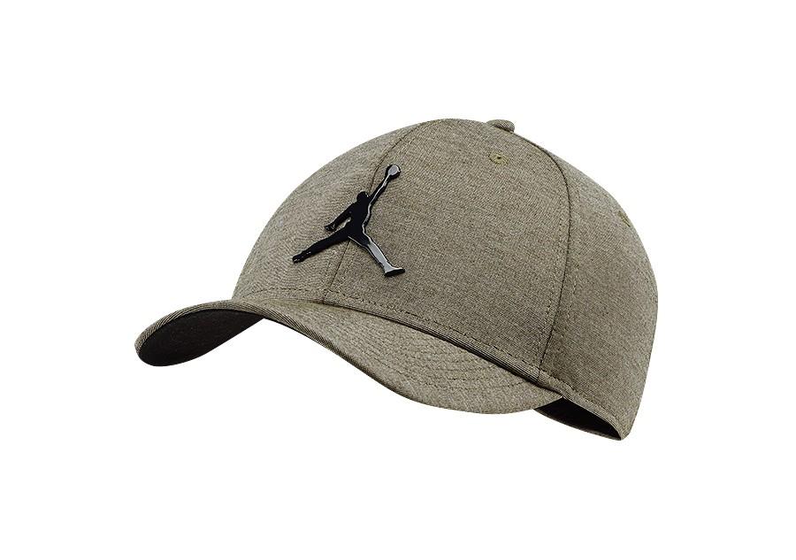 Nike Air Jordan Classic99 Cap Metal Jumpman Grey