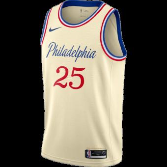 NIKE NBA PHILADELPHIA 76ERS BEN SIMMONS SWINGMAN JERSEY