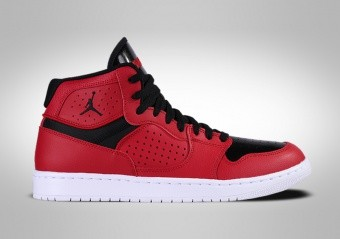 NIKE AIR JORDAN ACCESS GS GYM RED BLACK