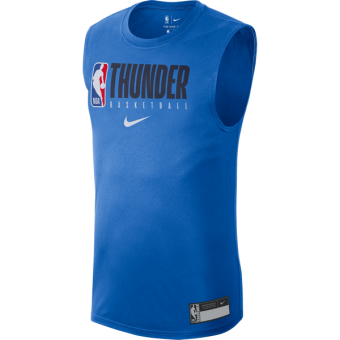 NIKE NBA OKLAHOMA CITY THUNDER TEE