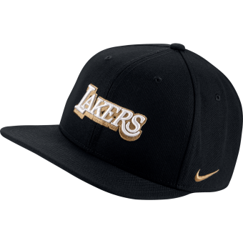 NIKE NBA LOS ANGELES LAKERS CITY EDITION PRO HAT