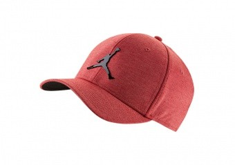 NIKE AIR JORDAN CLASSIC99 METAL JUMPMAN CAP GYM RED